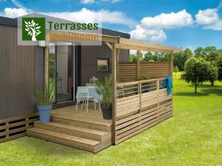 terrasse mobil home all inclusive 2748
