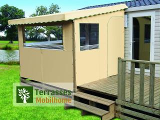joue terrasse mobil home clairval