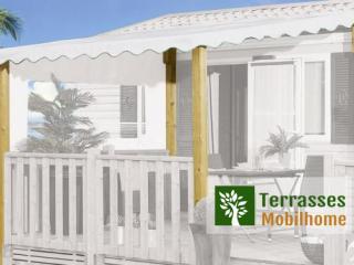 kit d adaptation couverture terrasse mobil home
