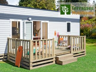 terrasse mobil home simple ecoluxe