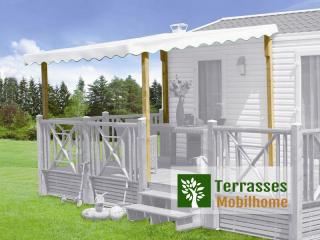 kit couverture terrasse mobil home