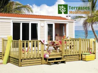 terrase mobil home equateur