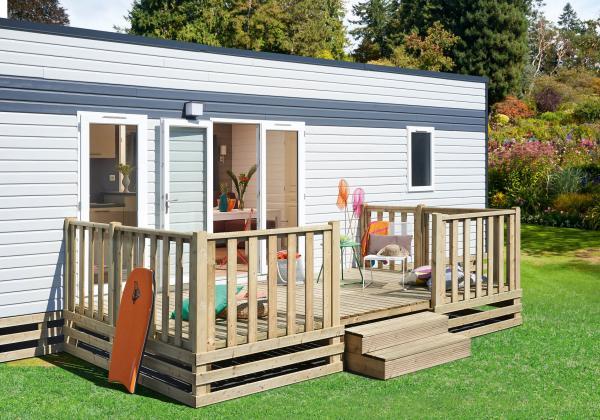 Livraison De Votre Terrasse Pour Mobil Home Dans L Aude 11 Made In France