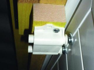 Abri pour mobil-home en PVC avec toit 2 pentes 6m², CLAIRVAL