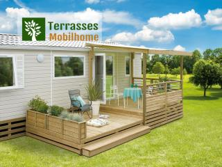 terrasse mobile home all inclusive 2763
