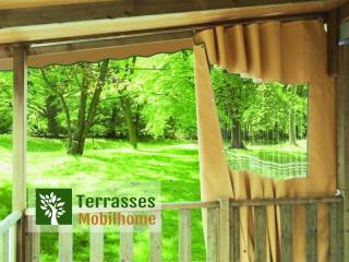 systeme coulissant joue terrasse mobil home